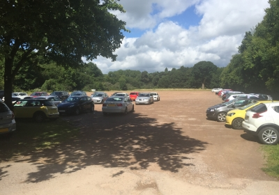 125 Car Parking Spaces 125 Car Parking Spaces, Tredegar House, Coedkernew, Newport