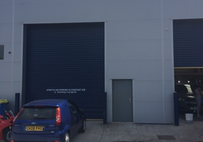 Unit 23 Unit 23, Springvale Industrial Estate, Cwmbran