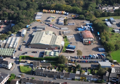 Unit F Unit F, Newtown Industrial Estate, Llantrisant Road, Llantwit Fadre