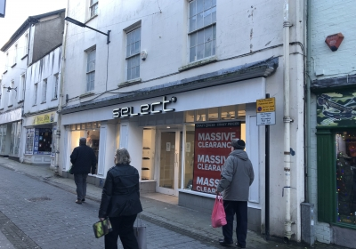 20-20A Bridge Street, Haverfordwest, Pembrokeshire