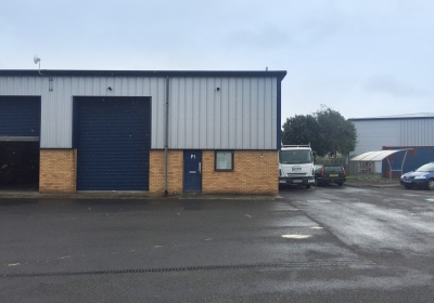 Unit P1 Unit P1, South Point Industrial Estate, Clos Marion, Cardiff