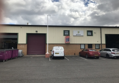 Unit B4 Unit B4, South Point Industrial Estate, Cardiff