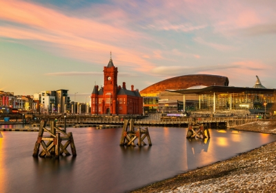 Reflections on Cardiff Bay - 30 years on