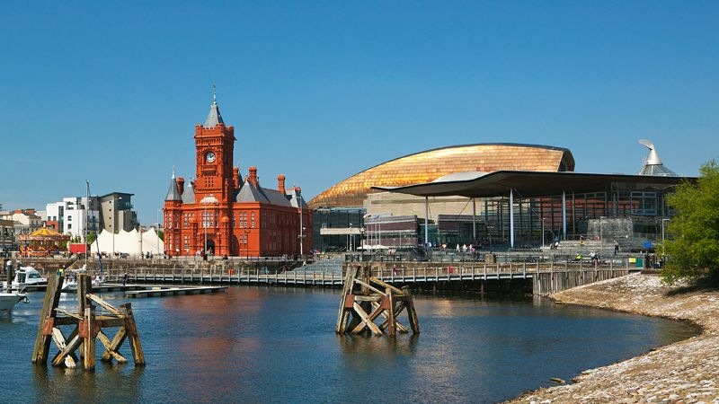 Cardiff Bay Cooke & Arkwright