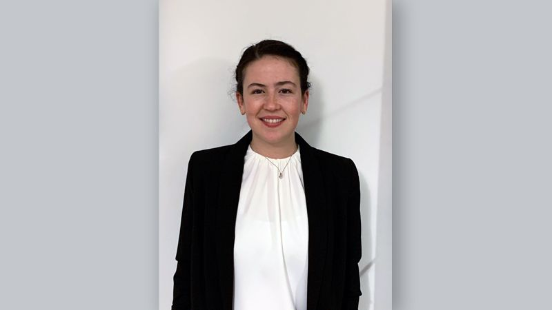 Cooke & Arkwright new graduate surveyor Ella Jefferies in Retail & Leisure