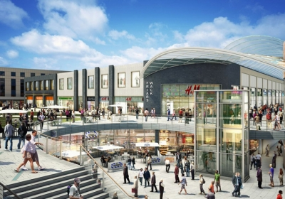 Letting agents appointed for Friars Walk