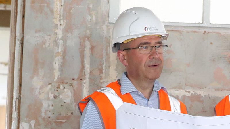 John Day, Director of Building Consultancy Cooke & Arkwright