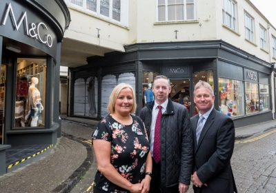 National fashion retailer creates 30 jobs as it opens its doors in Tenby
