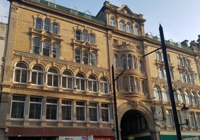 Scope for investors at illustrious city centre building