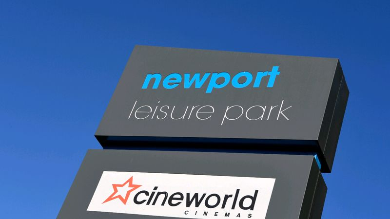 Newport Leisure Park, Cooke & Arkwright