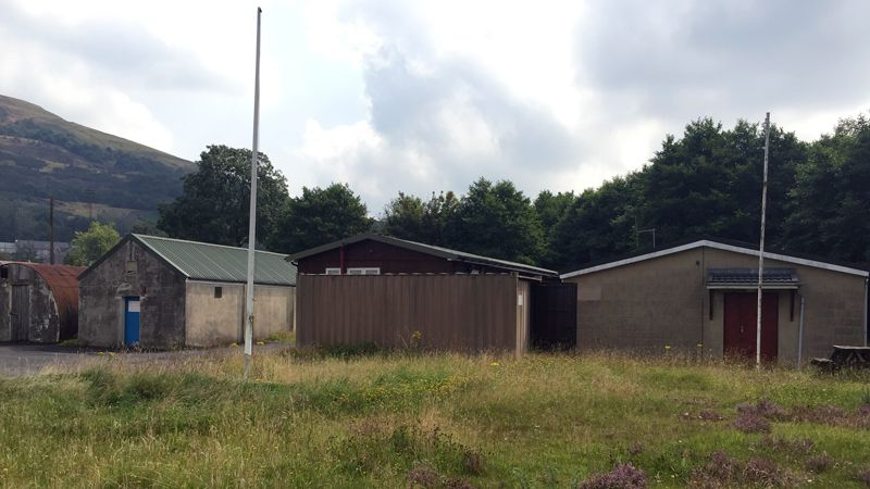 Pentre Barracks Outbuildings / Cooke & Arkwright