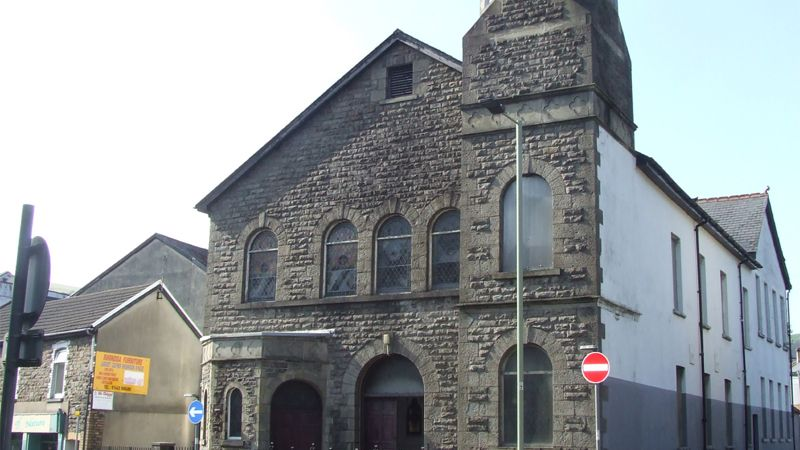 United Reformed Church Pontypridd