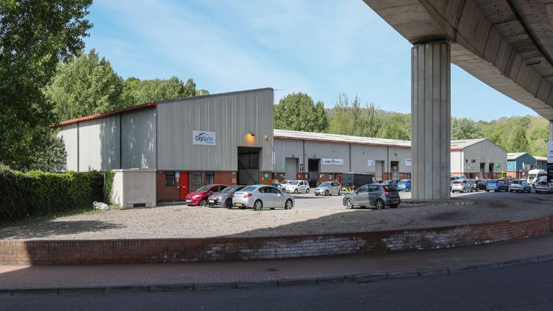 West Point Industrial Estate Cardiff investment sale by Cooke & Arkwright