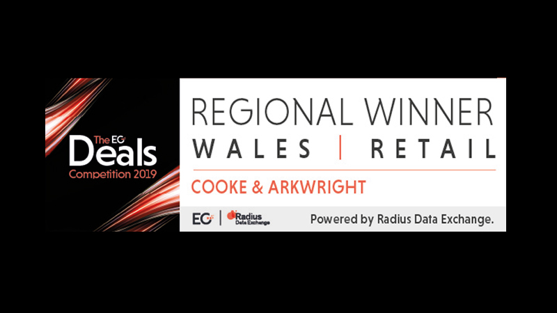 Retail & Leisure Award Cooke & Arkwright