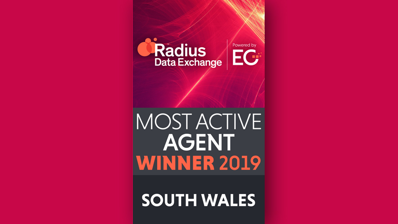 Active Agent Award Cooke & Arkwright